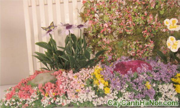 mẫu thiết kế cảnh quan sân vườn cho nhà phố